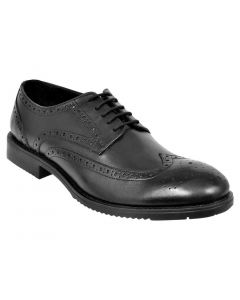 OHM New York Wingtip Leather Shoes