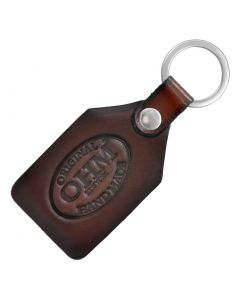 OHM New York Leather Key Chains