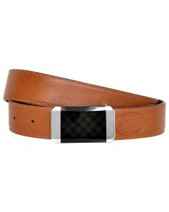 OHM New York Leather Reversible Belts Black and Brown