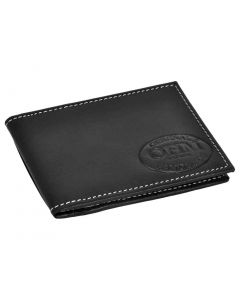 OHM New York Leather Grained Classic Card Holder