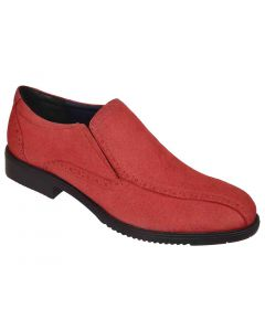 OHM New York American Lifestyle Slip-on Casual Suede Shoes