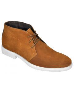 OHM New York American Lifestyle Leather Ankle Boots