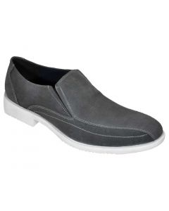 OHM New York American Lifestyle Slip-on Leather Shoes