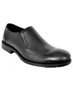 OHM New York Classic Leather Slip-on Shoes