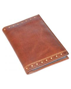 OHM New York Leather Note Pad