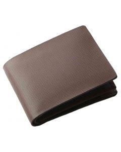 OHM New York Textured Leather Wallet