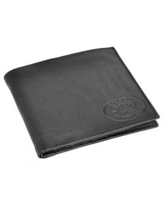 OHM New York Vertical Card Slot Leather Wallet