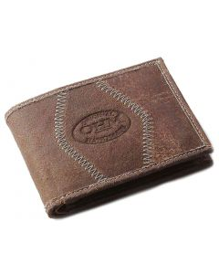 OHM New York Vintage Leather Wallet