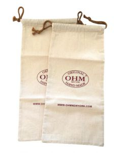 OHM New York Cloth Shoe Bags