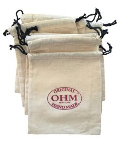 OHM New York Multipurpose Cloth Bags Pack of 10